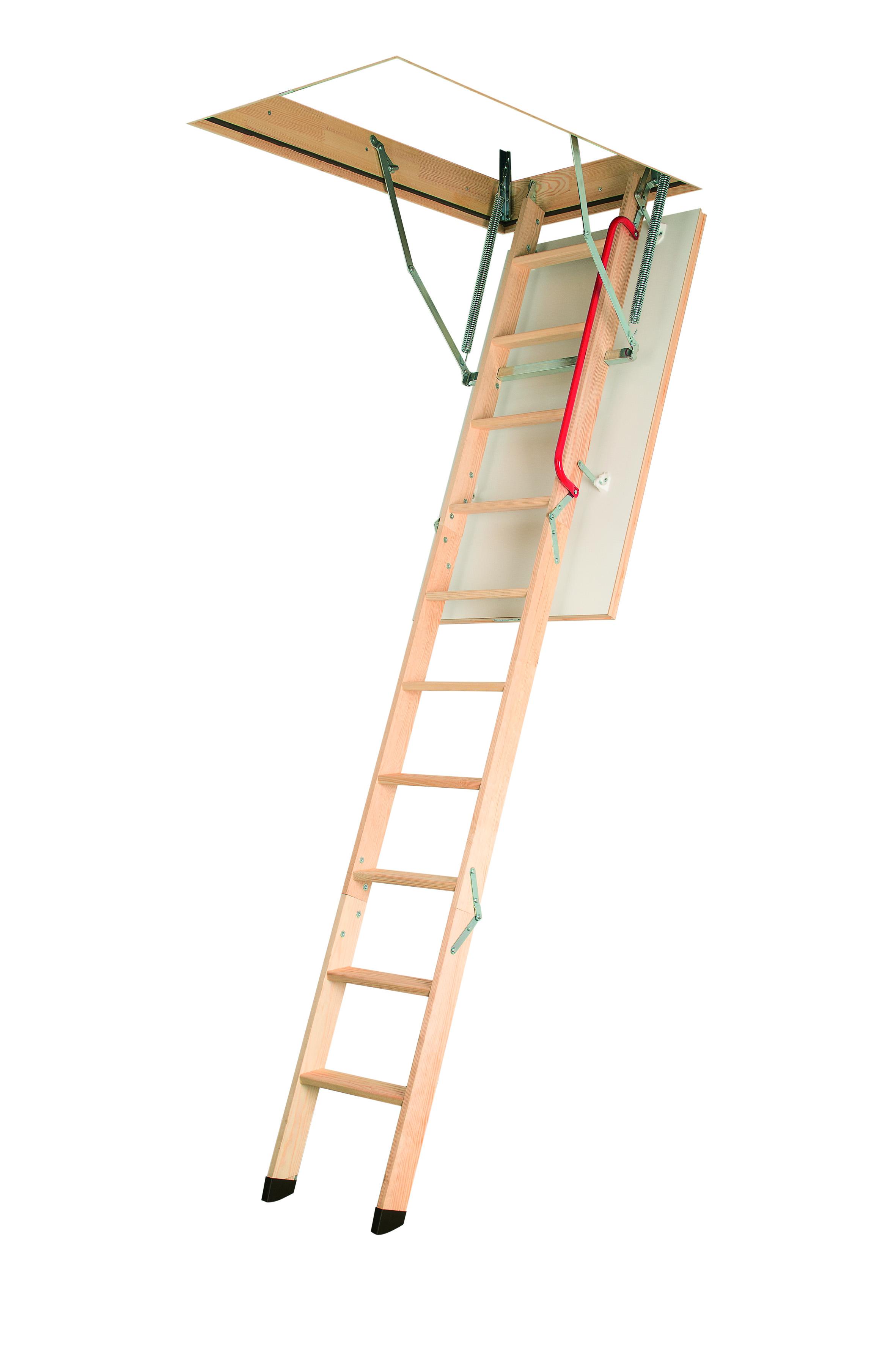 Деревянные лестницы Fakro