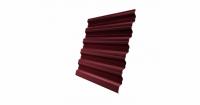 Профнастил HC35R 0,5 Satin RAL 3005 красное вино