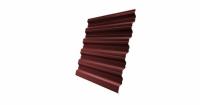 Профнастил HC35R 0,5 Satin RAL 3009 оксидно-красный