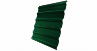 Профнастил С20R 0,45 PE-Double RAL 6005 зеленый мох