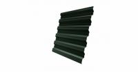 Профнастил HC35R Grand Line 0,5 Velur20 RAL 6020 хромовая зелень