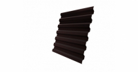 Профнастил С21R 0,45 Drap RAL 8017 шоколад