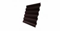 Профнастил HC35R Grand Line 0,5 Velur20 RAL 8017 шоколад