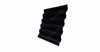 Профнастил HC35R 0,45 Drap RAL 9005 черный