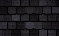 Гибкая черепица Highland Slate Black Granite