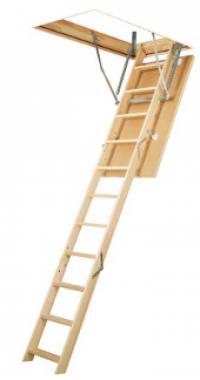 Деревянная лестница Fakro LWS Plus
