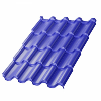 Металлочерепица МП Монтерроса-X NormanMP (ПЭ-01-5002-0.5)