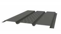 Алюминиевые софиты LINKOR L=2,4 м панель RAL 9010