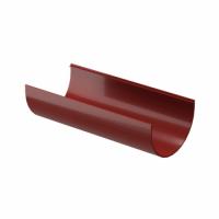 Желоб L=3 м Docke Standard 120/80 мм красный