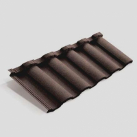 Панель Roman Metrotile коричневый