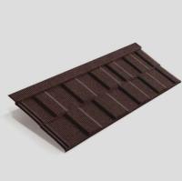 Панель Viksen Metrotile коричневый