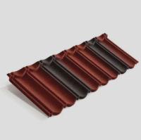 Панель Bond Metrotile красно-черный