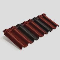Панель Gallo Metrotile красно-черный
