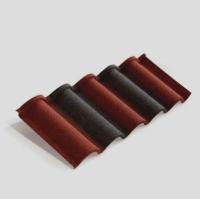 Панель Romana Metrotile красно-черный