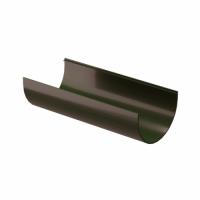 Желоб L=3 м Docke Standard 120/80 мм светло-коричневый