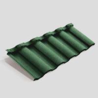 Панель Roman Metrotile зеленый