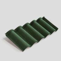 Панель Romana Metrotile зеленый