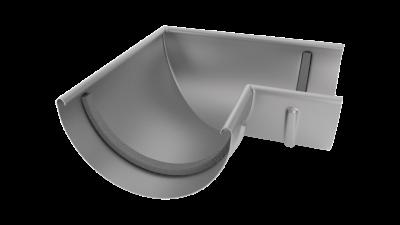Угол желоба LINKOR 90⁰ 120мм (алюминий толщина 1,2 мм) RAL 7035