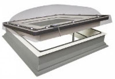 Окно для плоских крыш FAKRO DEC-C U8 70*70