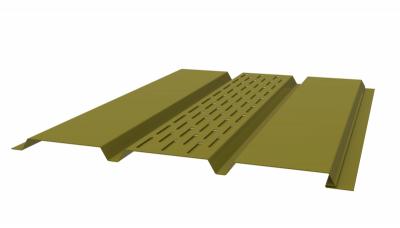 Алюминиевые софиты LINKOR L=2,4 м панель RAL 1018
