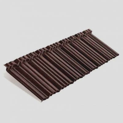 Панель Shake2 Metrotile коричневый