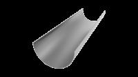 Желоб водосточный LINKOR 120мм L=3 м (алюминий толщина 1,2 мм)RAL 7004