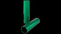 Соединитель колен LINKOR Ø 100мм –L=1 м (алюминий толщина 1,2 мм) RAL 6005