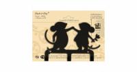 Крючок трехрожковый Duck & Dog №3-01 Мышки