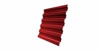 Профнастил HC35R 0,45 PE RAL 3003 рубиново-красный