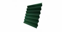 Профнастил С21R 0,4 PE RAL 6005 зеленый мох
