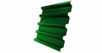Профнастил H60R 0,5 Satin RAL 6029 мятно-зеленый
