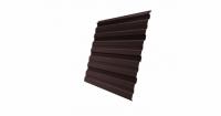 Профнастил С10R 0,4 PE RAL 8017 шоколад