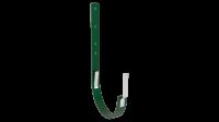 Кронштейн крепления желоба LINKOR 120 мм-L=275мм (сталь 5 мм) RAL 6005