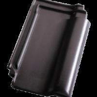 Керамическая черепица E32 DEEP BLACK ENGOBE