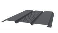 Алюминиевые софиты LINKOR L=2,4 м панель RAL 7040