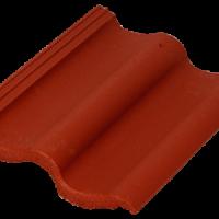 Черепица Baltic Tile Sea Wave красный