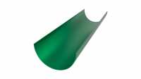 Желоб водосточный LINKOR 120мм L=3 м (алюминий толщина 1,2 мм)RAL 6020