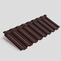 Панель Classic Metrotile коричневый