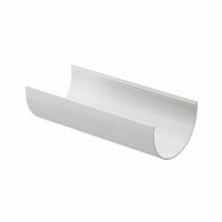 Желоб L=3 м Docke Standard 120/80 мм белый