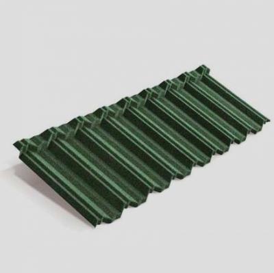 Панель Classic Metrotile зеленый